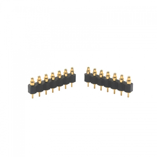 7 pin through hole pogo pin connector manufacturers