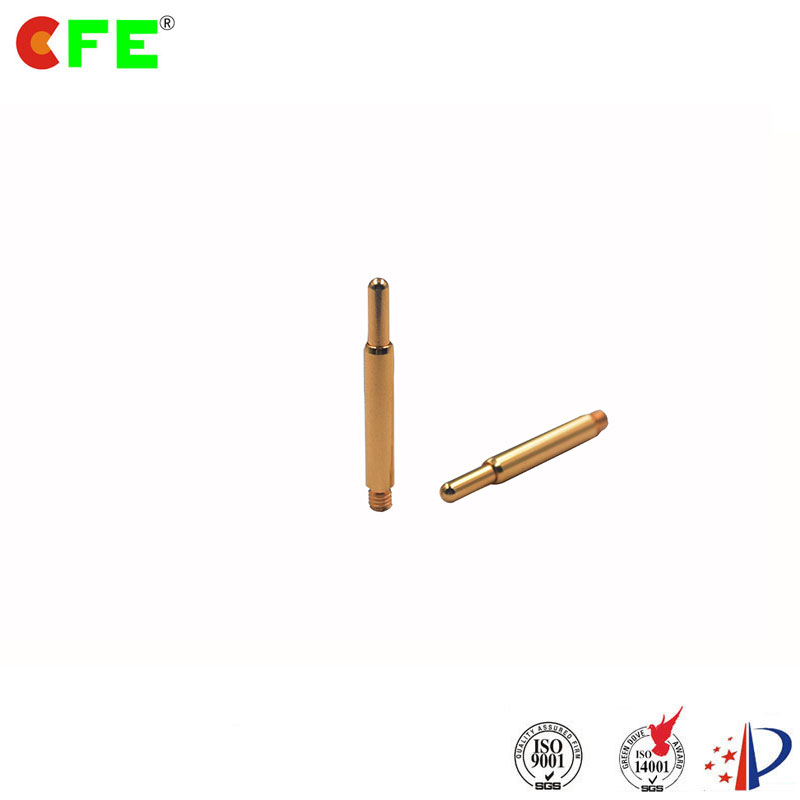 Threaded pogo pins contacts suppliers