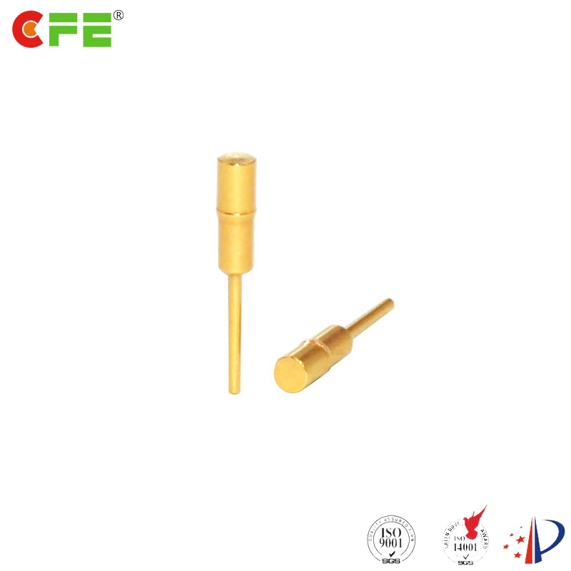spring loaded pins electronics