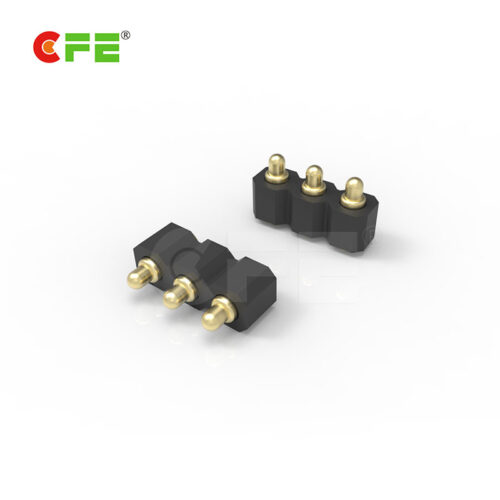 2.54 mm pitch SMT spring test probes connector