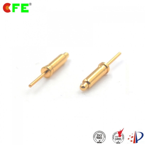 DIP through hole spring loaded pcb pogo pins