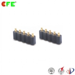 [BF102401-05254E0H] SMT pogo pin spring loaded connector 2.54 mm pitch