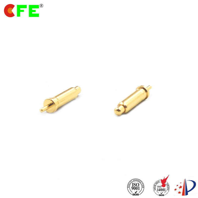 DIP spring loaded pins for pcb testing
