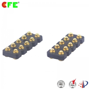 2.54 mm pitch SMT SMD pogo pin connector manufacturers