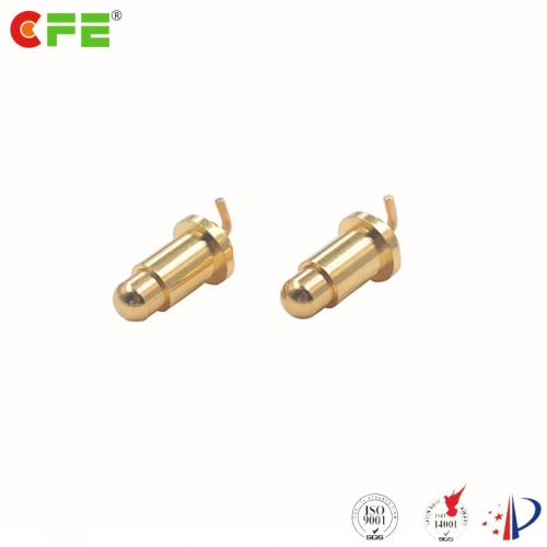 High curren right angle pogo pin manufacturer