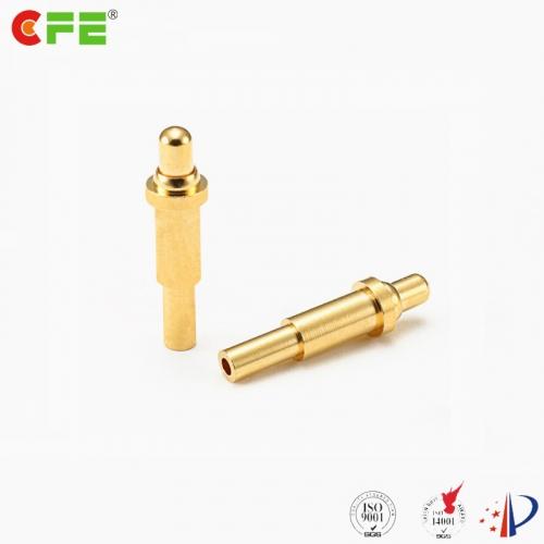 12V DIP type Through hole pogo pin manufacturer