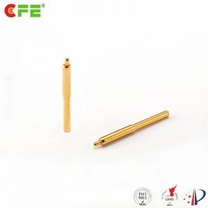 Through hole pogo pin contact spring pin supplier