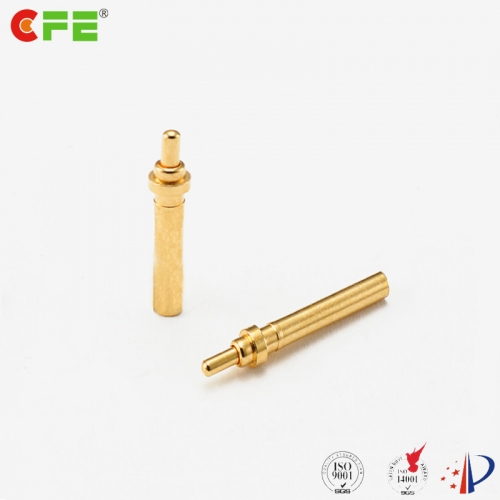 DIP spring loaded electrical pins manufacturer