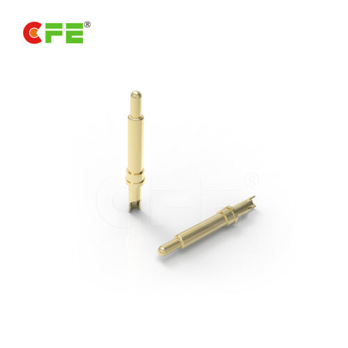 Solder cup spring loaded contact manufacturer