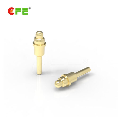 Through hole pogo pin contacts manufacturer - CFE Spring loaded contact