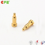 [BF19101] 2a smd pogo pin spring loaded contact gold plating