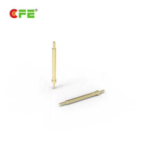 Custom through hole pogo pin supply - CFE Spring loaded contact