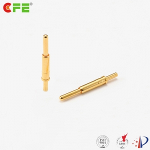 2a pogo pin contacts through hole type manufacturer in China