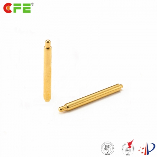Spring loaded pogo pins 2a manufacturer - CFE pogo pin wholesale