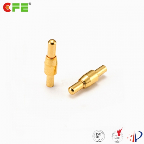 Interconnect pogo pins through hole manufacturer