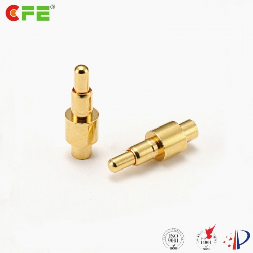 DIP spring loaded pogo pins 8a supply - CFE connector in China