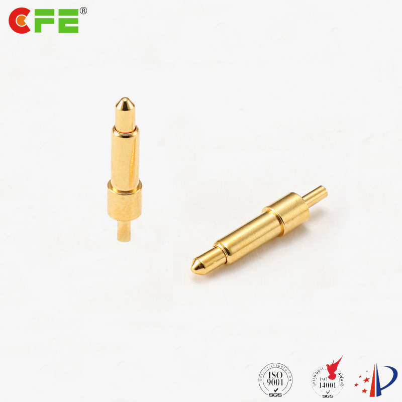 Pogo pin 2a DIP type spring pin suppliers - CFE connector in China