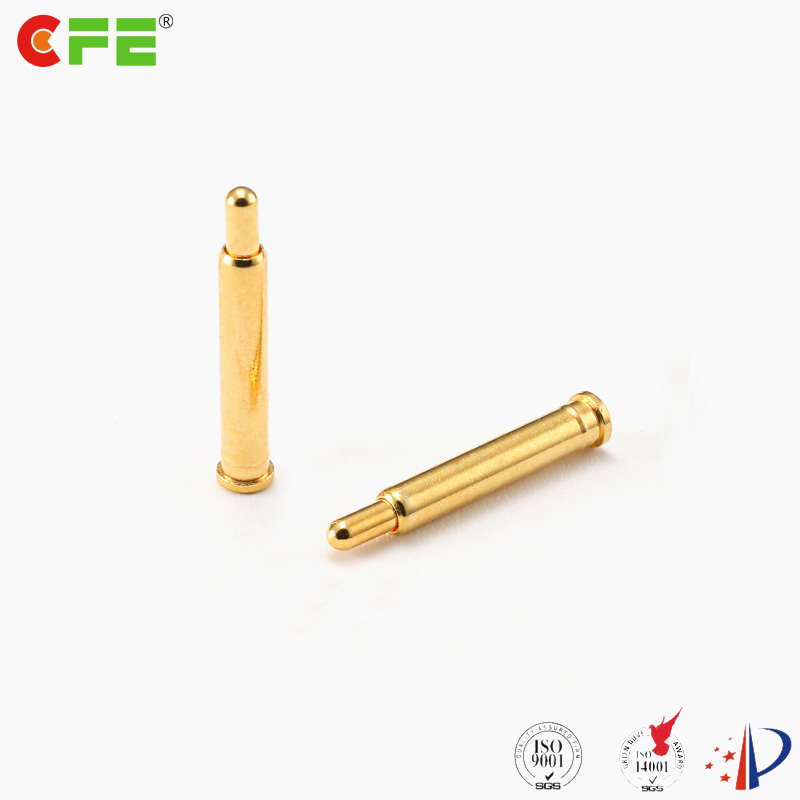 5A high current smt type pogo pin spring contact