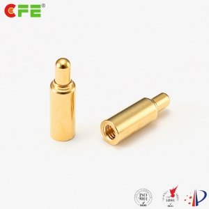 smt smd spring loaded pcb contacts supplier