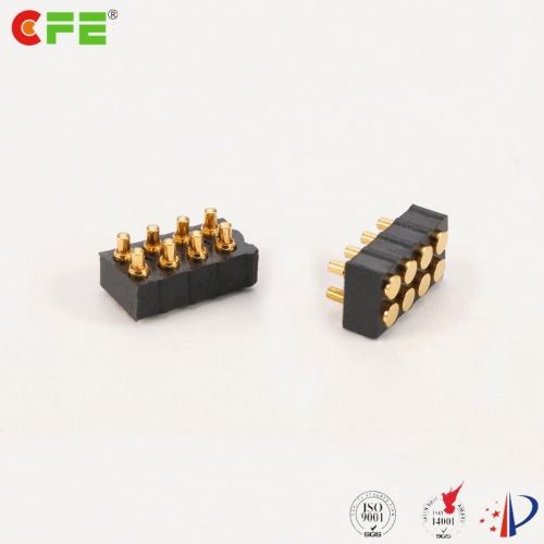2.0mm SMT spring loaded pogo pin connector supply