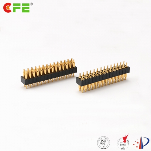 2.0 mm pitch pogo pin connector manufacturer
