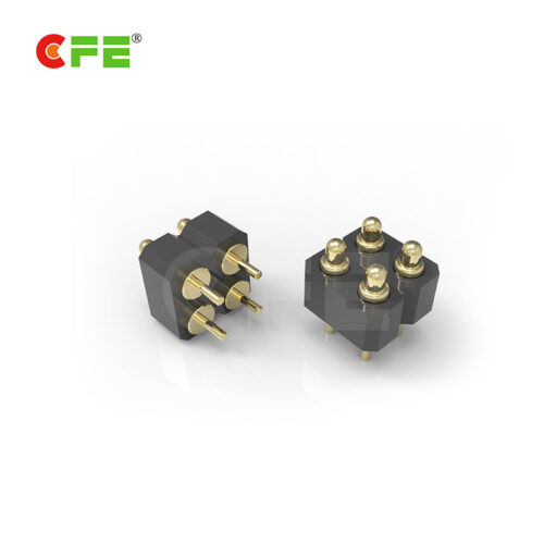 2.54 mm pitch pogo pins connector supplier