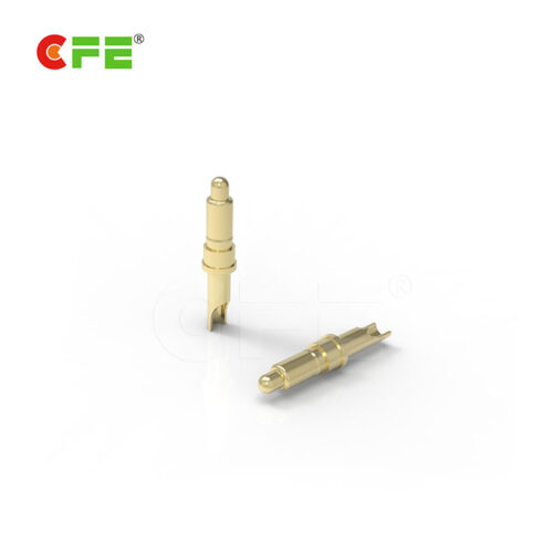 3a pogo pin spring loaded contact solder cup type