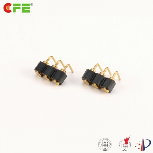 2.54mm 3 pin female pin connector manufacturer