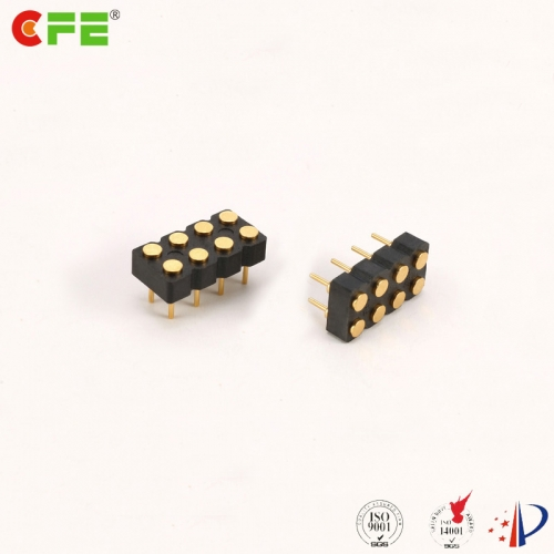 2.54mm pitch 8 pin female pin connector wholesale