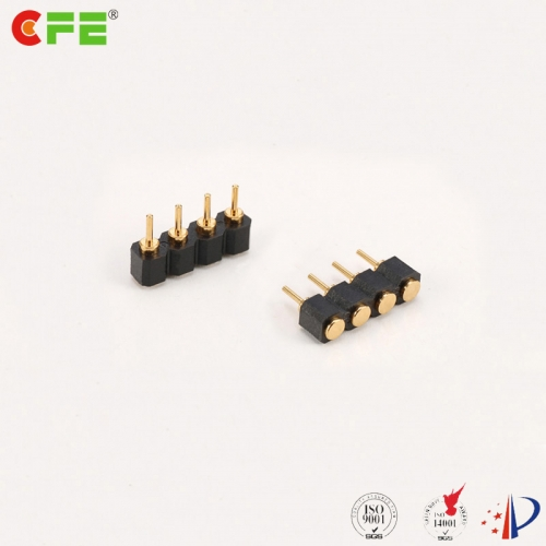 2.54mm pitch 4 pin female connector supplier