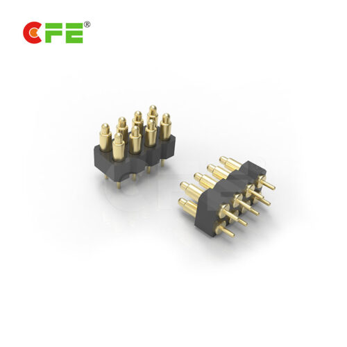 2.54mm pitch DIP pogo contact connectors supply
