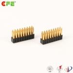 [BF83911-18254F0A] 18 pin customize pogo pin factory China