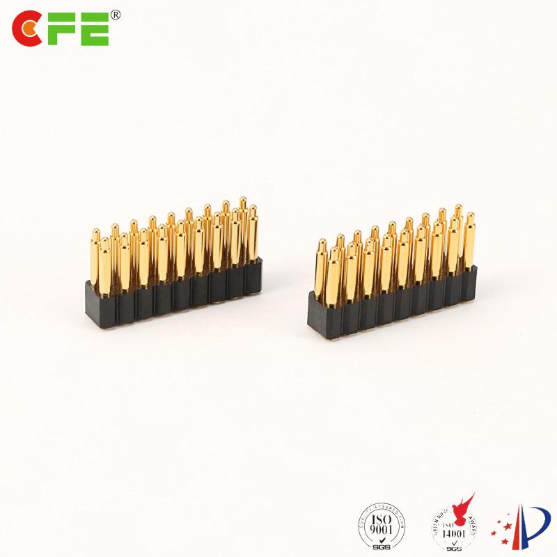 18 pin customize pogo pin factory China
