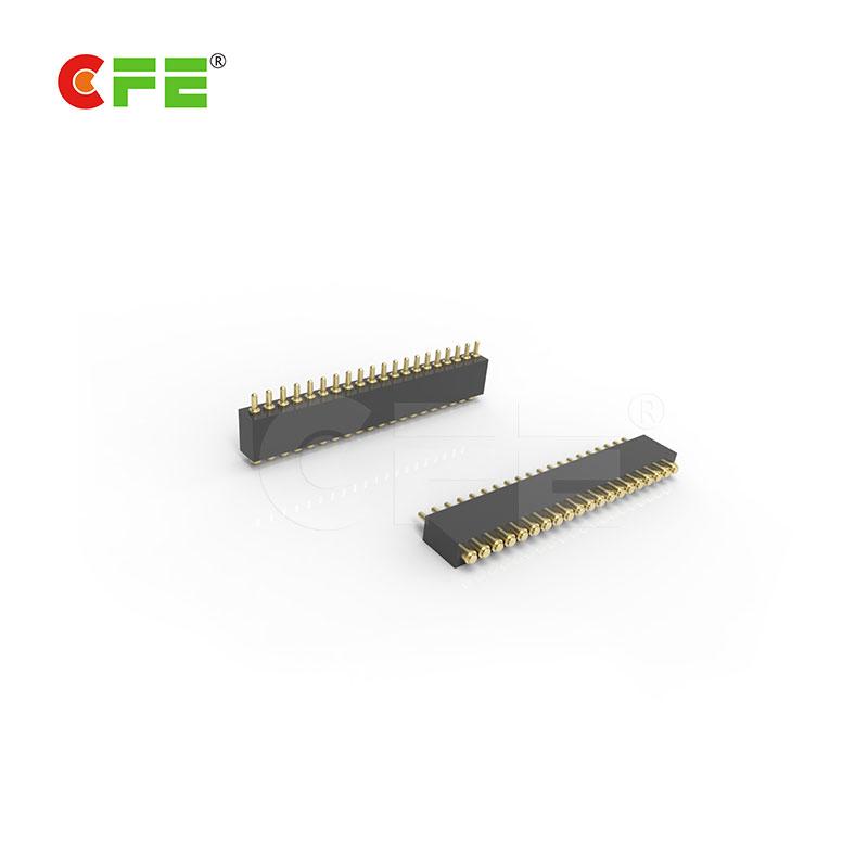 20 pin pcb pogo pin connector factory