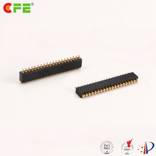 20 pin pcb pogo pin connector factory