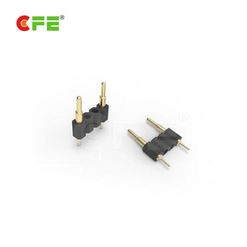 Custom 2 pin pogo pin china factory
