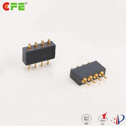 Custom 4 pin signal pogo pin manufacturers