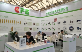 CFE is a professional manufacturer of pogo pin