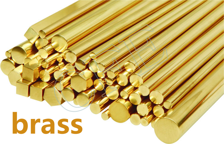 Brass for spring loaded pogo pin