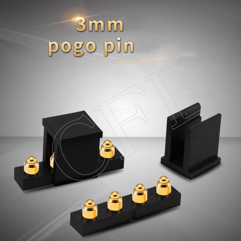4pin Pogo pin connector