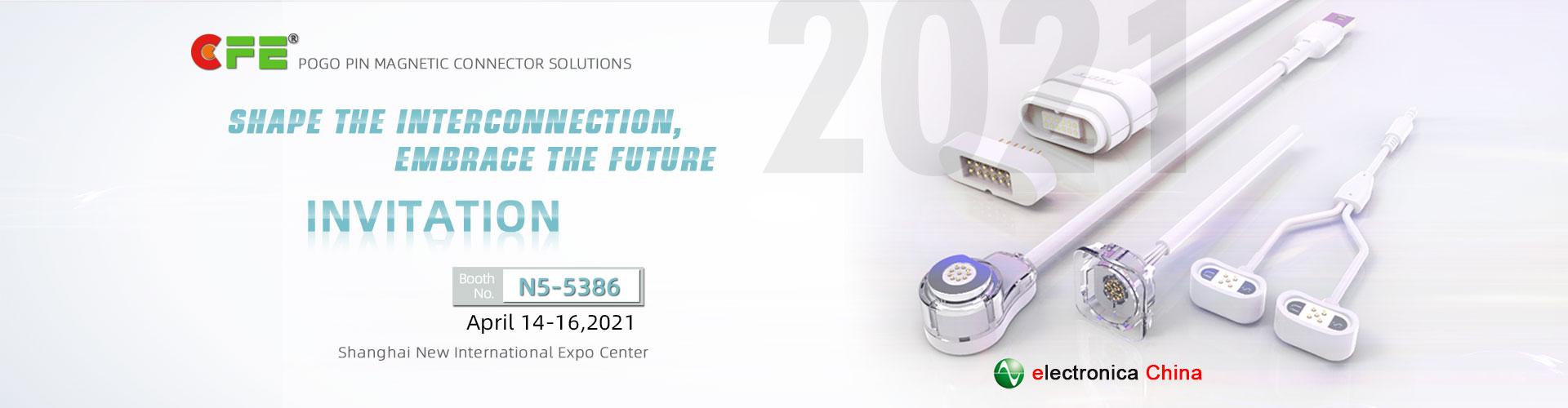 CFE POGO PIN -electronica China