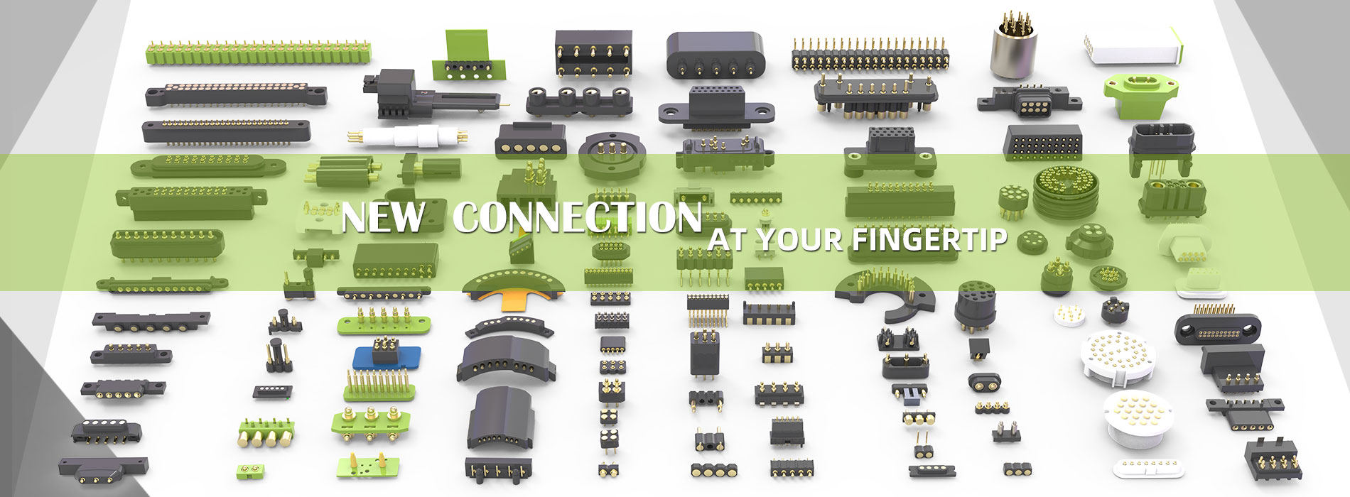 pogo pin connector|spring loaded connectors