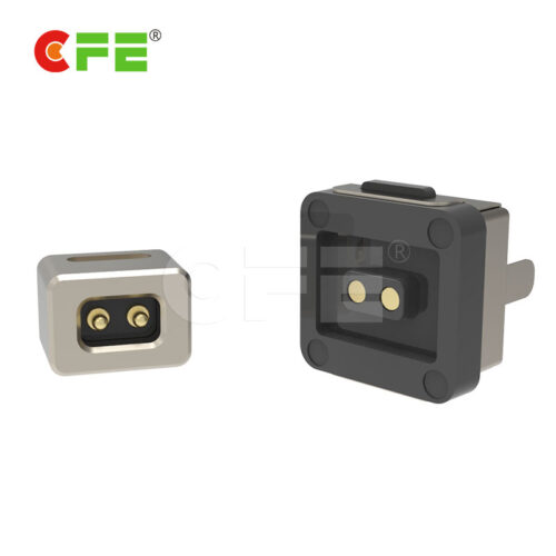 2 pin magnetic dc power connector