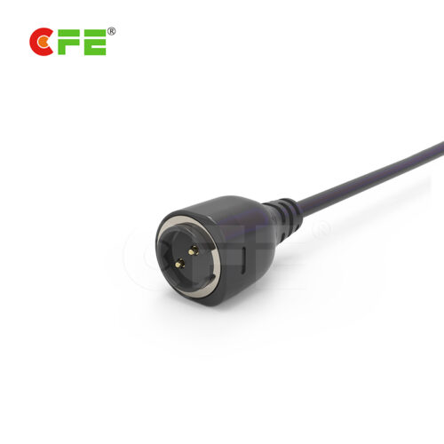 2 pin magnetic pogo pin usb connector for smart watch