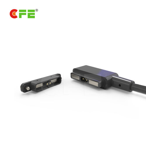 3 Pin magnetic cable connector charge connector
