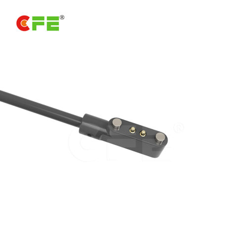 CFE Customization magnetic dc connector for smart glasses