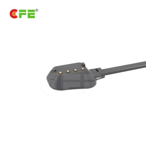 CFE Usb 4 pin magnetic charger cable connector