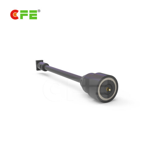 High quality round magnetic charging cable connector for thermal lunch box