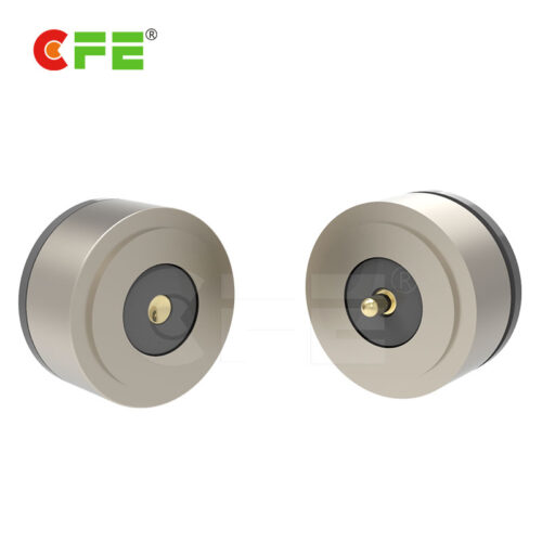 magnetic connectorCFE round 2 pogo pin magnetic connector