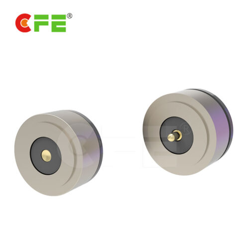 CFE round 2 pogo pin magnetic connector